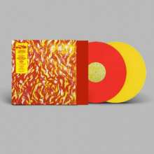 The Bug (Kevin Martin): Fire (Limited Indie Edition) (Yellow & Red Vinyl), 2 LPs