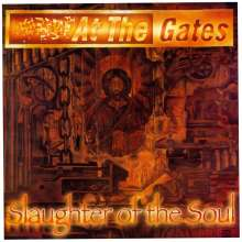 At The Gates: Slaughter Of The Soul, LP