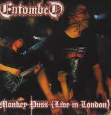 Entombed: Monkey Puss (Live In London), LP