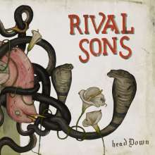 Rival Sons: Head Down, CD