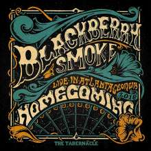Blackberry Smoke: Homecoming (Live In Atlanta), 2 CDs