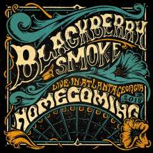 Blackberry Smoke: Homecoming (Live In Atlanta), 3 LPs