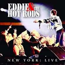 Eddie & The Hot Rods: New York: Live, CD
