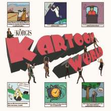 The Korgis: Kartoon World, 2 CDs