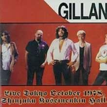 Ian Gillan: Live Tokyo October 1978, CD