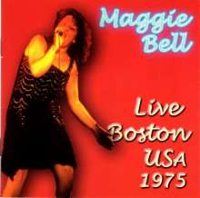Maggie Bell: Live Boston USA 1975, CD