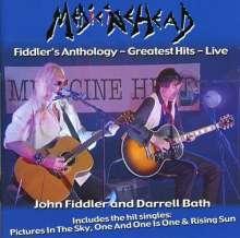 Medicine Head: Fiddlers Anthology-Grea, CD