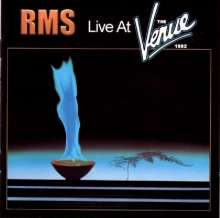 RMS (Ray Russel/Mo Foster/Simon Phillips): Live At The Venue 1982, CD