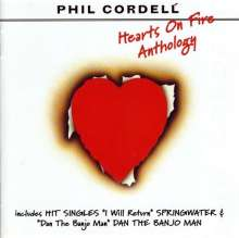 Phil Cordell: Hearts On Fire: Anthology, CD