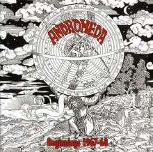 Andromeda: Beginnings 1967-1968, CD