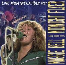 Maggie Bell: Live Montreux July 1981, CD