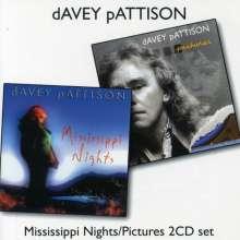 Davey Pattison: Mississippi Nights / Pi, 2 CDs