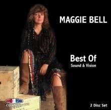 Maggie Bell: The Best Of Maggie Bell, 1 CD und 1 DVD