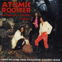 Atomic Rooster: Anthology 1969 - 1981, 2 CDs