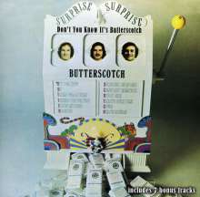 Butterscotch: Don't You Know It's Butterscotch, CD