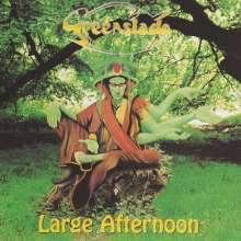 Greenslade: Large Afternoon, CD