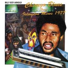 Billy Boy Arnold: Chicago Blues From The Islington Mews 1977, CD
