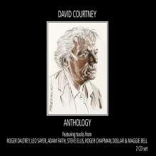 David Courtney Anthology, 2 CDs