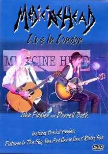 Medicine Head: Live In London, DVD