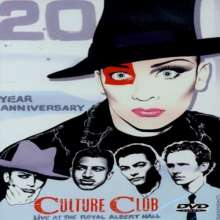 Culture Club: Live At The Royal Albert Hall, DVD