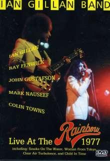 Ian Gillan: Live At The Rainbow 1977, DVD