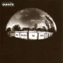 Oasis: Don't Believe The Truth, CD