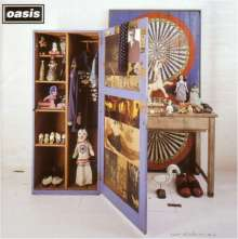 Oasis: Stop The Clocks, 2 CDs