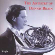 Dennis Brain - The Artistry of Dennis Brain, CD
