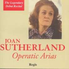 Joan Sutherland - Operatic Arias, CD