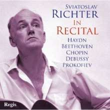 Svjatoslav Richter in Recital, CD
