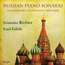 The Essential Richter - Russian Piano Sonatas, CD