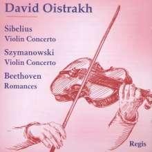David Oistrach - The Art of David Oistrach, CD