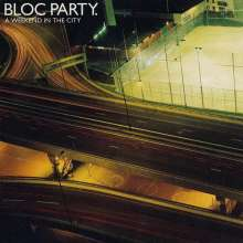 Bloc Party: A Weekend In The City, CD