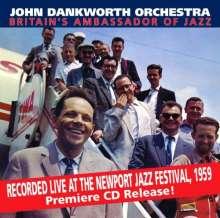 John Dankworth (1927-2010): Recorded Live At The.., CD