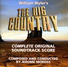 Filmmusik: The Big Country, CD