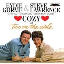 Steve Lawrence & Eydie Gorme: Cozy & Two On The Aisle, CD