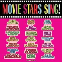 Movie Stars Sing!, CD