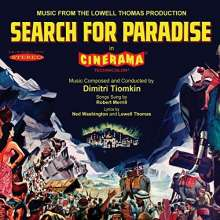 Dimitri Tiomkin (1894-1979): Filmmusik: Search For Paradise, CD