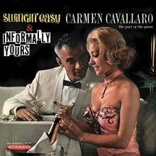 Carmen Cavallaro: Swinging Easy / Informally Yours, CD