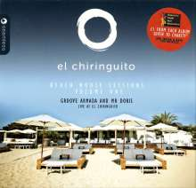 El Chiringuito - Beach House Sessions Volume One: Live, 2 CDs