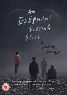An Elephant Sitting Still (2018) (UK-Import), 2 DVDs