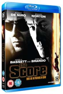 The Score (2001) (Blu-ray) (UK Import), Blu-ray Disc