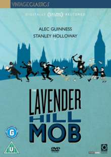 The Lavender Hill Mob (UK Import), DVD