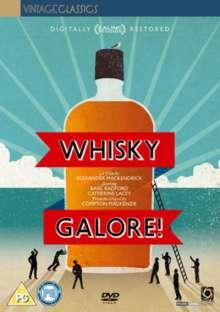 Whisky Galore (1949) (UK Import), DVD