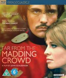 Far From The Madding Crowd (1967) (Blu-ray) (UK Import), 2 Blu-ray Discs