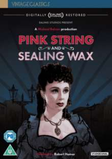 Pink String And Sealing Wax (1946) (UK Import), DVD