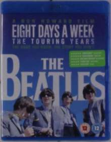 The Beatles: Eight Days A Week: The Touring Years, Blu-ray Disc