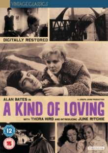 A Kind Of Loving (1961) (UK Import), DVD