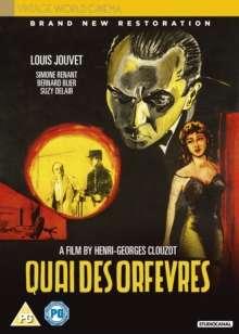 Quai Des Orfevres (1947) (UK Import), DVD