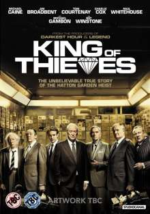King Of Thieves (2018) (UK Import), DVD
